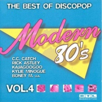 Modern 80's - The Best of Discopop Vol4 CD2 - Various Artists