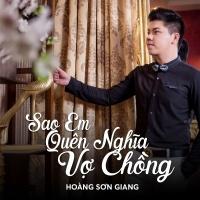 Sao Em Quên Nghĩa Vợ Chồng (Single) - Hoàng Sơn Giang