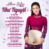 Album Bolero Vol 1 - Như Nguyệt