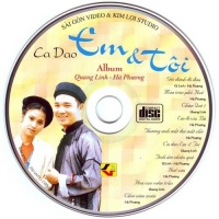 Ca Dao Em Và Tôi - Quang Linh