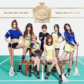 Heart Attack (Mini Album) - AOA