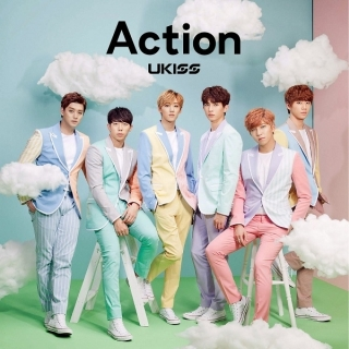 Action (Japanese) - U-Kiss