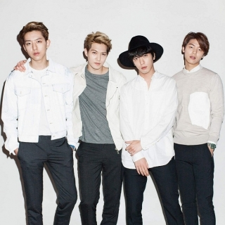 White (Mini Album) - CNBlue