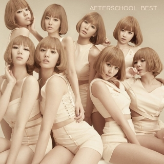 BEST (Japanese) - After School