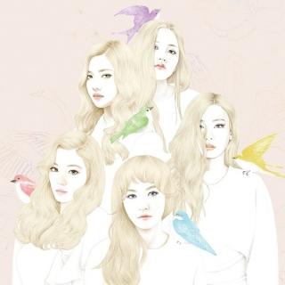 Ice Cream Cake (The 1st Mini Album) - Red Velvet