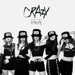 Crazy (6th Mini Album) - 4Minute