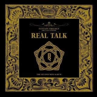 Real Talk (2nd Mini Album) - Boys Republic