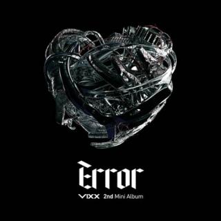 Error (2nd Mini Album) - VIXX