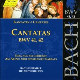 Bach Cantatas, BWV 41, 42 - Johann Sebastian Bach
