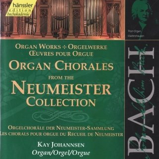 Bach Organ Chorales from the Neumeister Collection Disc 2 - Johann Sebastian Bach
