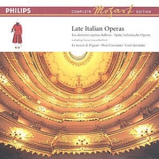 Mozart Early Italian Operas - Wolfgang Amadeus Mozart