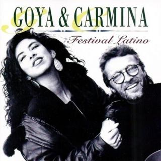 Goya & Carmina - Festival Latino - Francis Goya, Carmina Cabrera