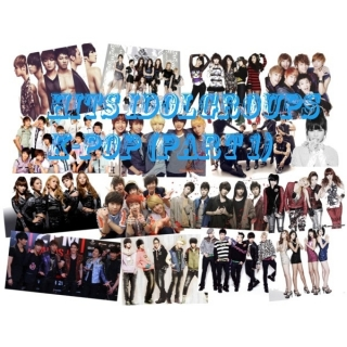 Hits Idolgroups Kpop (Vol.1) - Various Artists