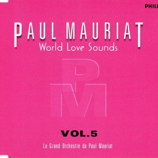 World Love Sounds Vol. 5 - Paul Mauriat