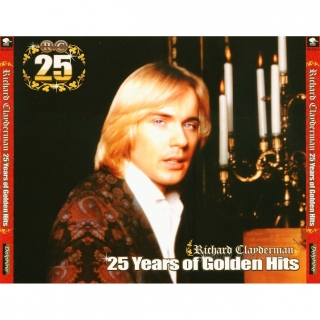 25 Years Of Golden Hits - Richard Clayderman