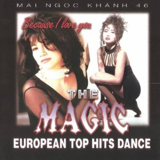 European Top Hit Dance - The Magic - Various Artists