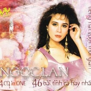 46 Bài Tình Ca Hay Nhất (CD 4) - Ngọc Lan
