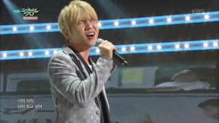 Talk Love (Music Bank 25.03.16) - K.Will