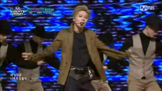 Press Your Number (M! Countdown 10.03.16) - Taemin