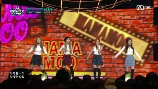 You're The Best (M! Countdown 10.03.16) - Mamamoo
