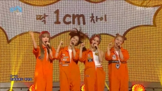 1cm (Taller Than You) (Inkigayo 28.02.16) - Mamamoo