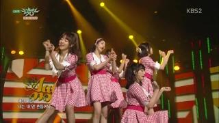 Aalow Aalow (Music Bank 11.12.15) - Laboum