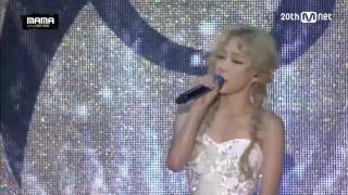 I (MAMA 2015) - Taeyeon