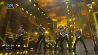 Hot Enough (Inkigayo 15.11.15) - VIXX