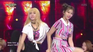 Like OOH-AHH (Music Bank 06.11.15) - Twice