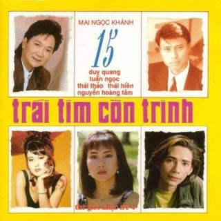 Trái Tim Còn Trinh - Thế Giới Nhạc Trẻ 4 - Various Artists