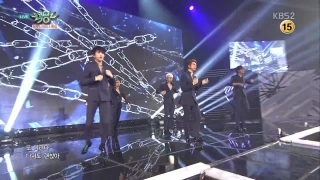Chained Up (Music Bank 27.11.15) - VIXX