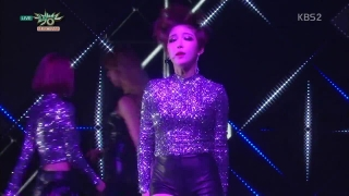 Brave New World (Music Bank 06.11.15) - Brown Eyed Girls