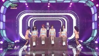 Warm Hole (Music Bank 06.11.15) - Brown Eyed Girls