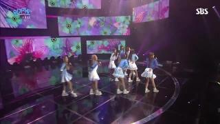 For You (Inkigayo 10.01.16) - Lovelyz