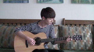 Carrying You (Guitar Cover) - Sungha Jung