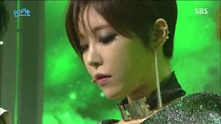Brave New World (Inkigayo 29.11.15) - Brown Eyed Girls