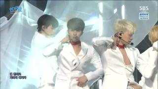 Chained up (Inkigayo 15.11.15) - VIXX