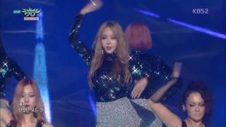 Brave New World (Music Bank 13.11.15) - Brown Eyed Girls