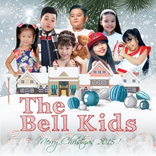 Merry Christmas 2015 - The Bell Kids
