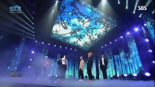 Butterfly (Inkigayo 06.12.15) - BTS