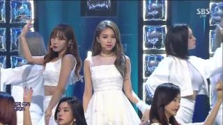 Mirror (Inkigayo 13.03.16) - FIESTAR