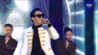 Daddy (Inkigayo 13.12.15) - PSY