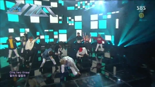 Catch Me (Inkigayo 03.01.16) - UP10TION