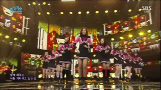 Like OOH-AHH (Inkigayo 03.01.16) - Twice