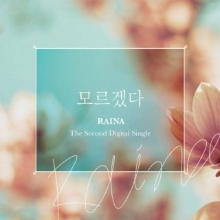 I Don't Know (2nd Single) - Raina