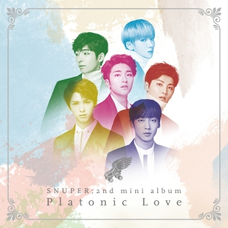 Platonic Love (2nd Mini Album) - Snuper