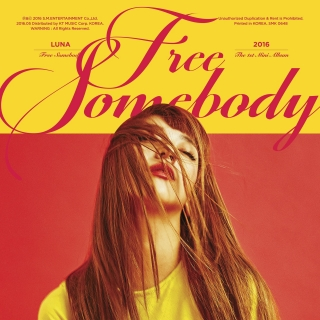 Free Somebody (1st Mini Album) - Luna (f(x))