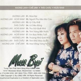 Mưa Bụi - Various Artists