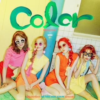 Color (1st Mini Album) - Melody Day