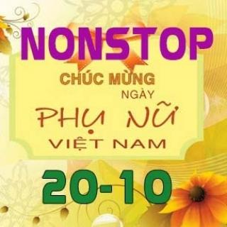 Nonstop Mừng Ngày Phụ Nữ Việt Nam 20/10 - Various Artists